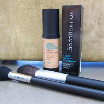 Youngblood Liquid Mineral Foundation, Deep Sea Hydrating Complex