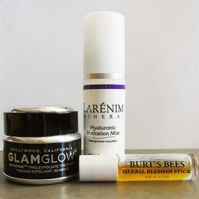 3 Favorite Products for a Glowing Complexion