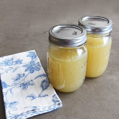 Nourishing Bone Broth