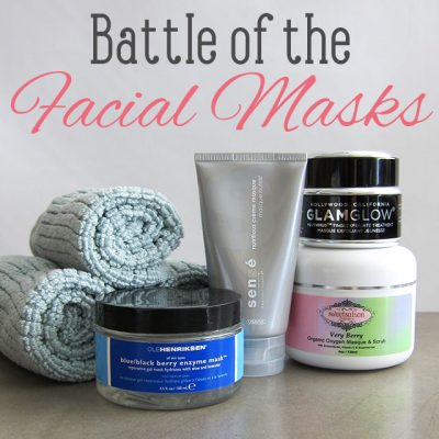 Battle of the Facial Masks
