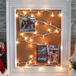 DIY Christmas Holiday Card Holder