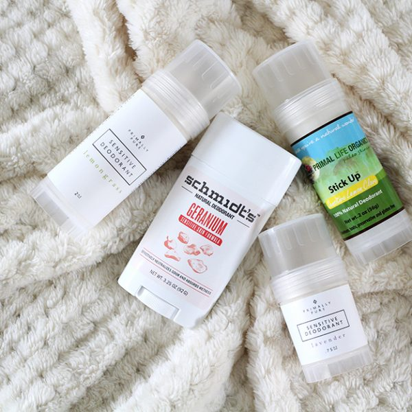 Best Natural Deodorants for Sensitive Skin