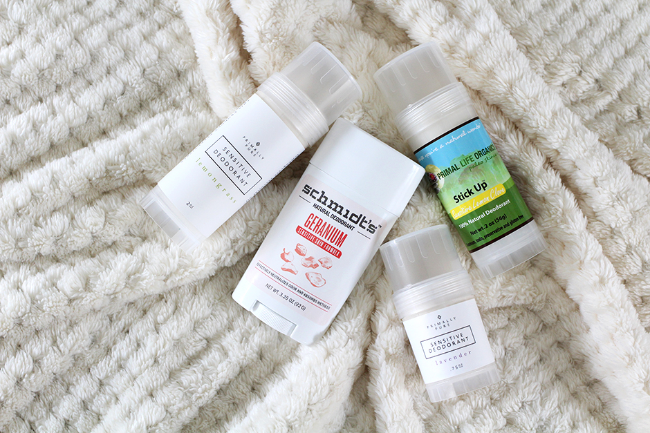 Best Natural Deodorants For Sensitive Skin Adventures Of