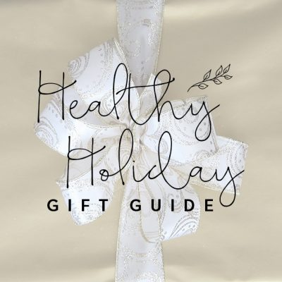 Healthy Holiday Gift Guide (2016)