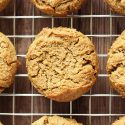 Sunbutter Cookies (Paleo + Vegan)