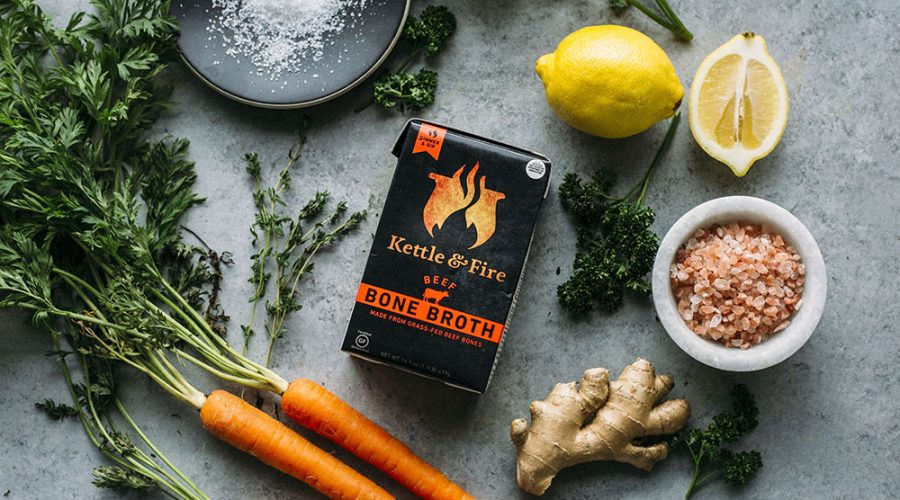 Kettle & Fire Bone Broth Review