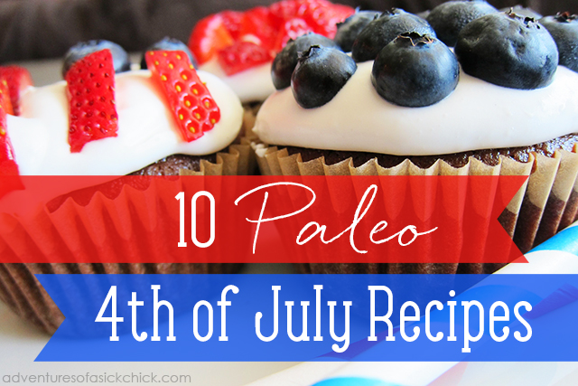 10 Paleo 4th of July Recipes