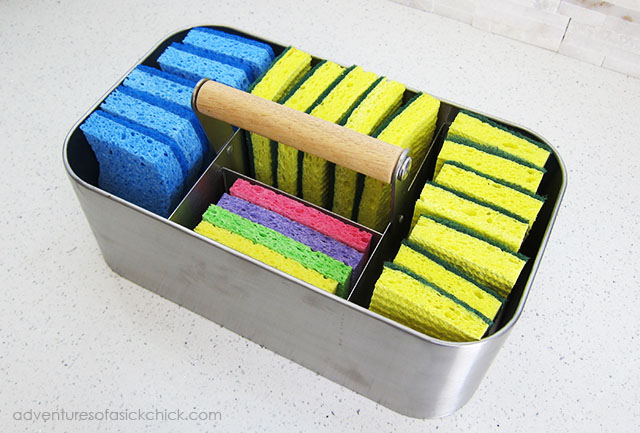5 Things I'm Digging This Week, Sponge Caddy