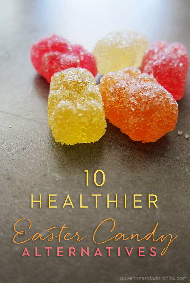 10 Healthier Easter Candy Alternatives
