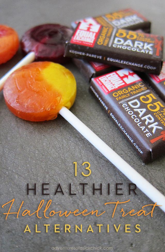 13 Healthier Halloween Treat Alternatives