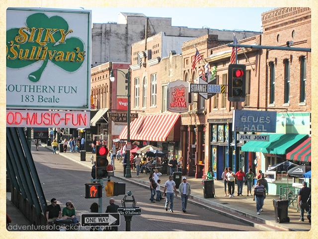 Vintage Vacation: Nashville / Memphis