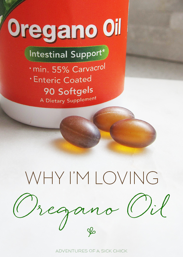 Why I'm Loving Oregano Oil