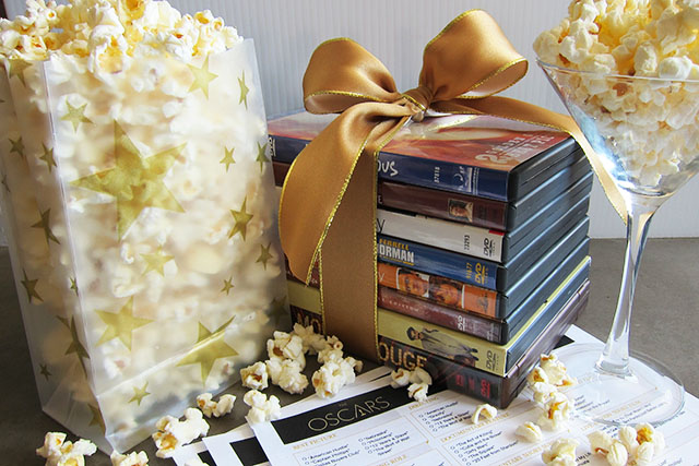 Throwing the Perfect Oscar Party