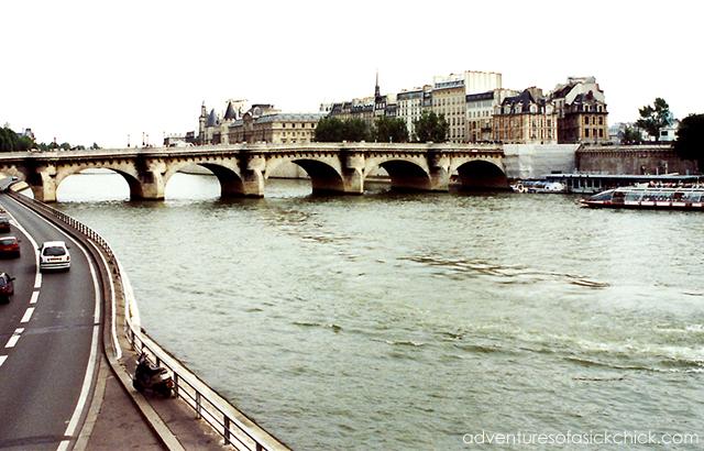 Vintage Vacation: Paris