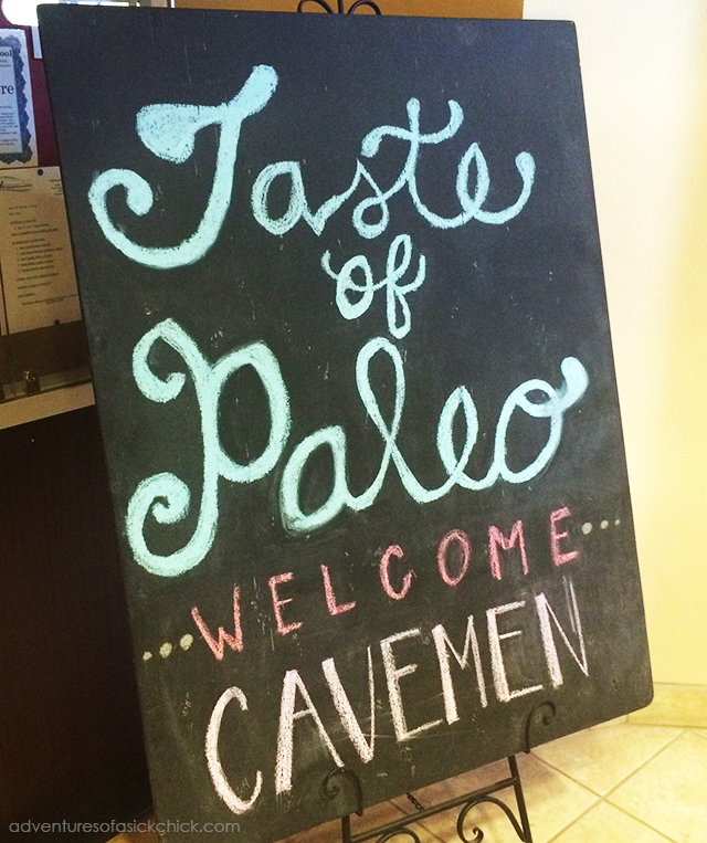 Taste of Paleo