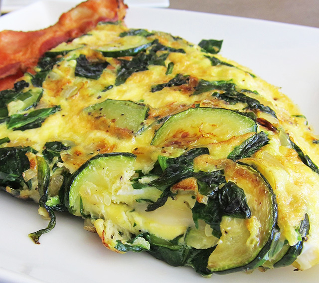 Veggie Omelette Recipe (and the Truth About Eggs)