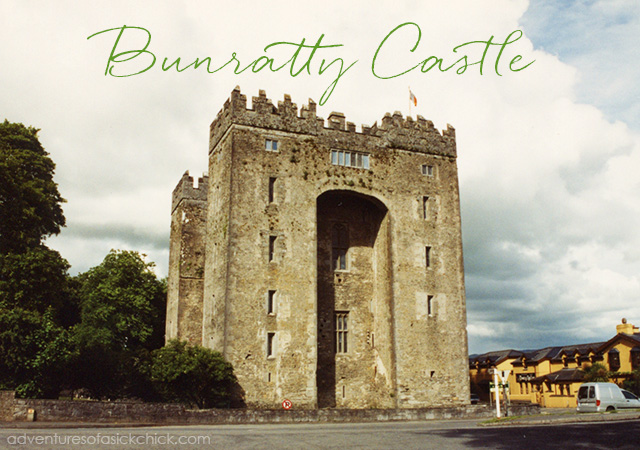 Vintage Vacation, Ireland, Bunratty Castle