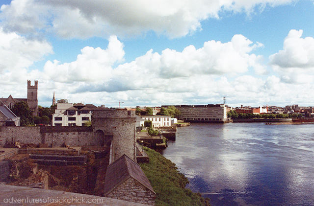 Vintage Vacation, Ireland, Shannon River