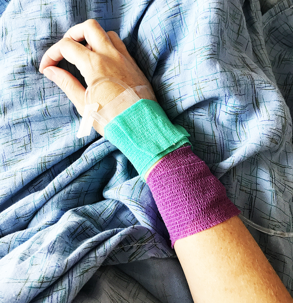Fighting a Crohn's Flare, Naturally and Conventionally