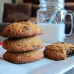Paleo Cinnamon Chocolate Chip Cookies