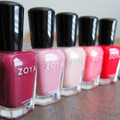 Natural Nail Polish: Zoya