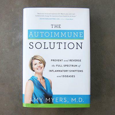 The Autoimmune Solution (Book Review)