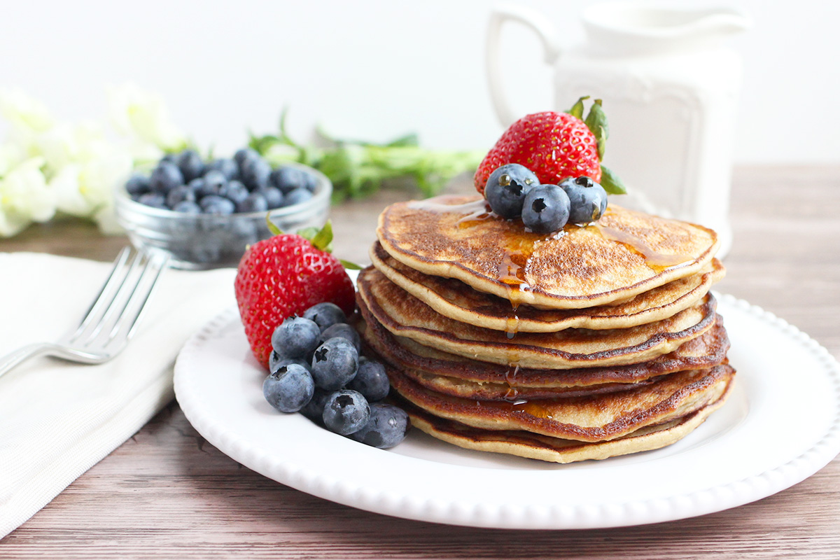 Perfect Paleo Pancakes Nut Free Adventures Of A Sick Chick