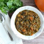 30 Minute AIP-friendly Paleo Pumpkin Chili: nightshade-free, legume-free, and grain-free